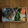 鯖味噌弁当