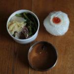 白菜のすっぱ鍋弁当