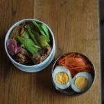 豚キャベ炒め丼弁当