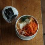 ピリ辛白菜漬け鍋弁当
