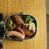 海苔高菜弁当