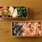 鮭ご飯弁当