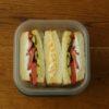 高級食パンサンドイッチ弁当