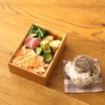 焼き鮭ご飯弁当