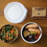 茄子メインのラタトゥイユ弁当