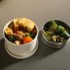 夏野菜のプルコギ丼弁当