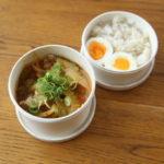 ゴーヤー&キムチスープ弁当