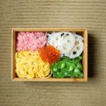 残りちらし寿司弁当