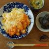 天津鶏チリ丼